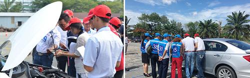 Honda Việt Nam tiếp tục đẩy mạnh hoạt động hướng dẫn lái xe ô tô an toàn - 5