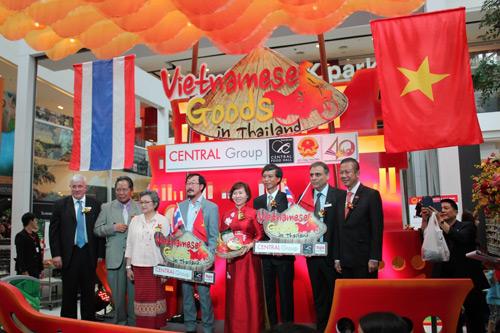 Tuần hàng Việt Nam tại Thái Lan: Cú huých cho hàng Việt tại Thái Lan - 1