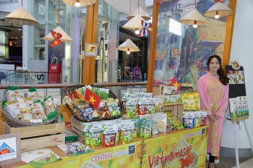 Tuần hàng Việt Nam tại Thái Lan: Cú huých cho hàng Việt tại Thái Lan - 2