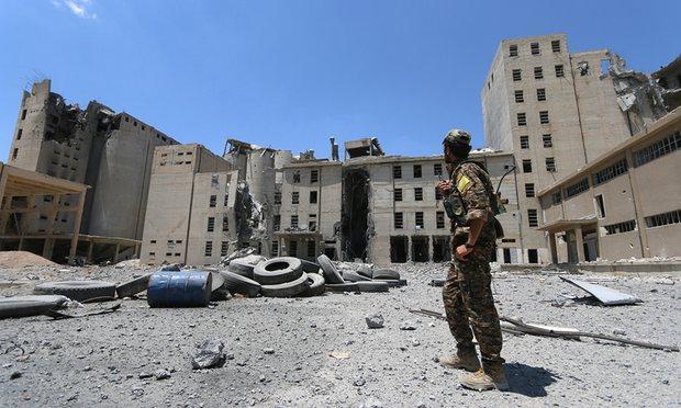 Máy bay Mỹ bị tố không kích chết 73 dân thường ở Syria - 2