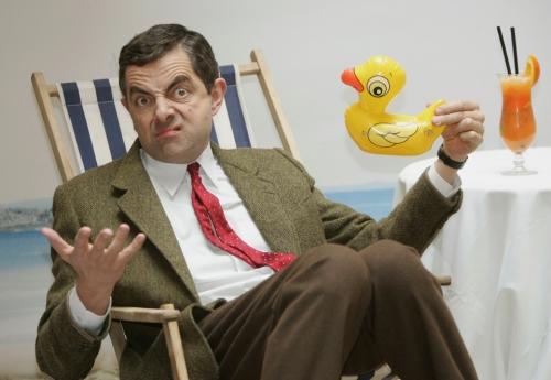 """Xôn xao tin """"Mr Bean"""" tự tử vì trầm cảm - 1"""