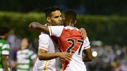 """Trở lại Monaco, Falcao ghi bàn như """"điên"""" - 2"""