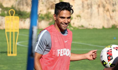 """Trở lại Monaco, Falcao ghi bàn như """"điên"""" - 1"""