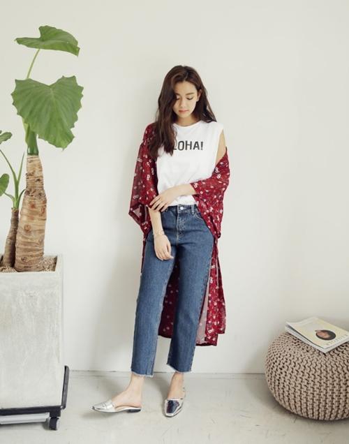 Áo khoác chiffon – chất xúc tác cho mọi phong cách mùa hè - 3