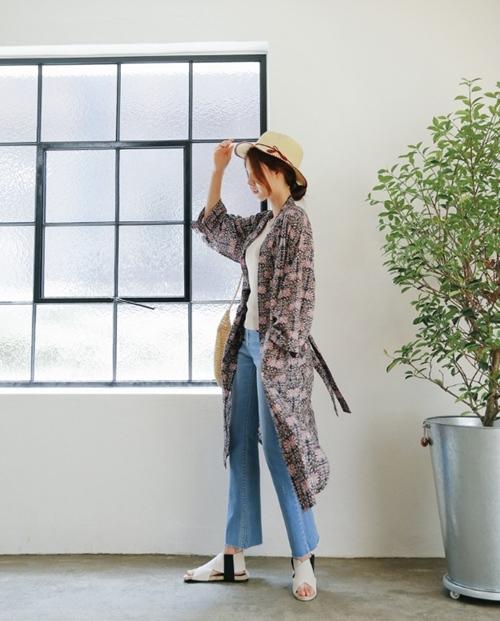 Áo khoác chiffon – chất xúc tác cho mọi phong cách mùa hè - 1