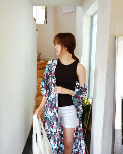 Áo khoác chiffon – chất xúc tác cho mọi phong cách mùa hè - 4