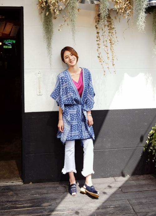 Áo khoác chiffon – chất xúc tác cho mọi phong cách mùa hè - 7