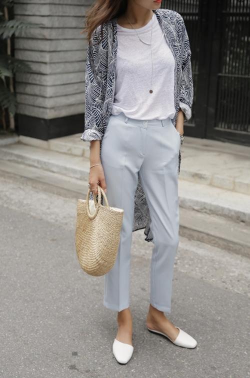 Áo khoác chiffon – chất xúc tác cho mọi phong cách mùa hè - 5