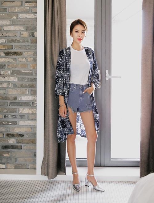 Áo khoác chiffon – chất xúc tác cho mọi phong cách mùa hè - 9