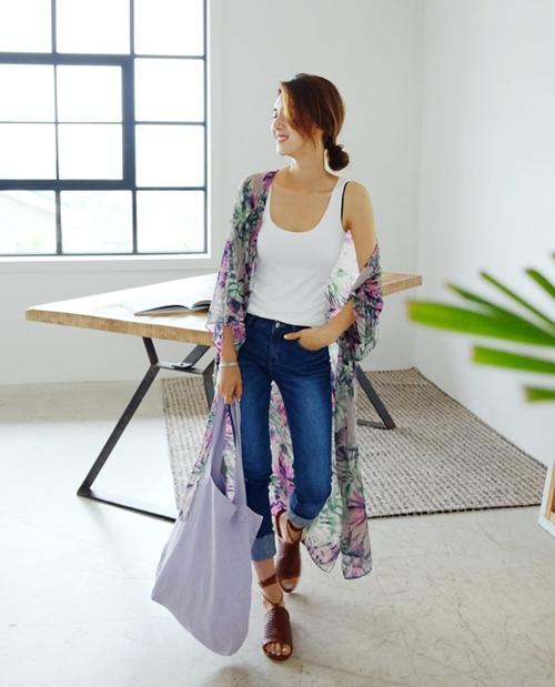 Áo khoác chiffon – chất xúc tác cho mọi phong cách mùa hè - 13