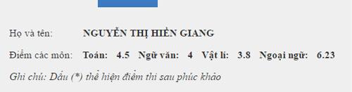 Bật mí điểm thi THPT Quốc gia của 3 hot girl nổi tiếng - 6