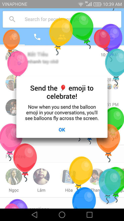 Chúc mừng Facebook Messenger cán mốc 1 tỉ người dùng! - 2