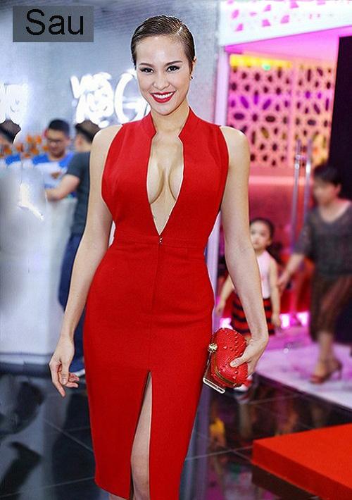 """Bị tố """"dao kéo"""", mẫu nữ và hoa hậu Việt nói gì? - 4"""