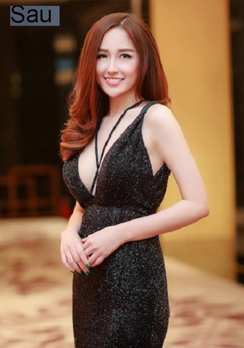 """Bị tố """"dao kéo"""", mẫu nữ và hoa hậu Việt nói gì? - 10"""
