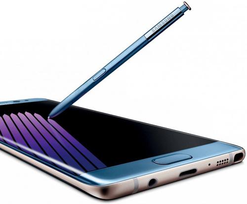 Video trên tay Galaxy Note 7 màn hình cong - 1