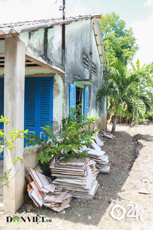 Nhà đơn sơ ở quê của Hồ Văn Cường - 2