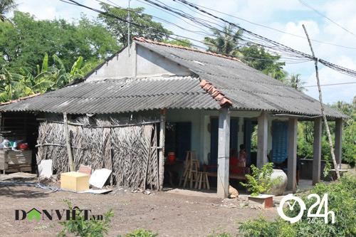 Nhà đơn sơ ở quê của Hồ Văn Cường - 3