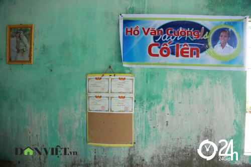 Nhà đơn sơ ở quê của Hồ Văn Cường - 6