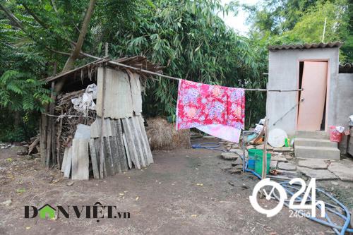 Nhà đơn sơ ở quê của Hồ Văn Cường - 8