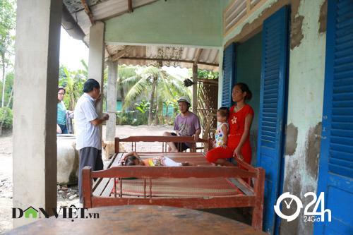Nhà đơn sơ ở quê của Hồ Văn Cường - 13