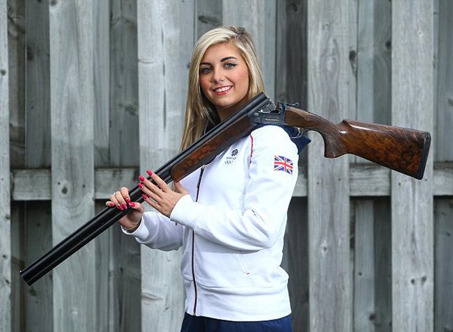 Cô gái 18 tuổi không chỉ nổi trội về tài năng mà cô còn là 1 trong những VĐV đẹp nhất ở Olympic sắp tới.