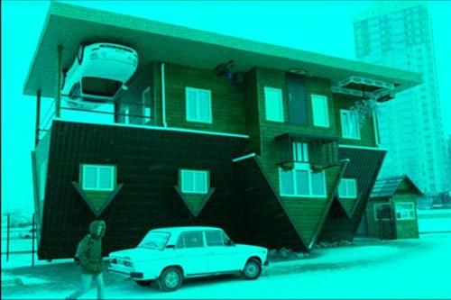 10 ngôi nhà có kiến trúc dị nhất hành tinh - 2