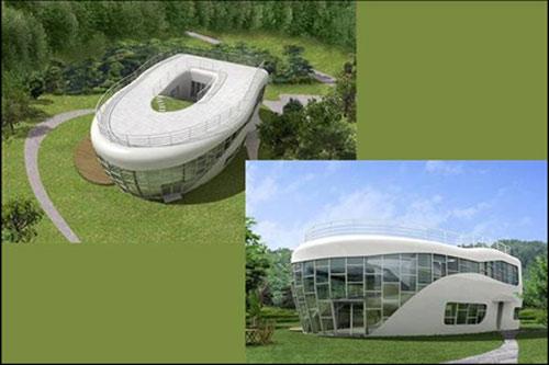 10 ngôi nhà có kiến trúc dị nhất hành tinh - 3
