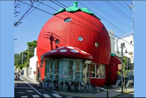 10 ngôi nhà có kiến trúc dị nhất hành tinh - 4