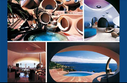 10 ngôi nhà có kiến trúc dị nhất hành tinh - 5