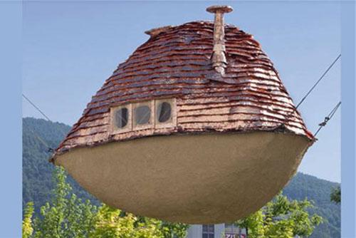 10 ngôi nhà có kiến trúc dị nhất hành tinh - 1