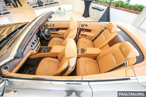Xế siêu sang Rolls-Royce Dawn ra mắt, giá 1 triệu đô - 2