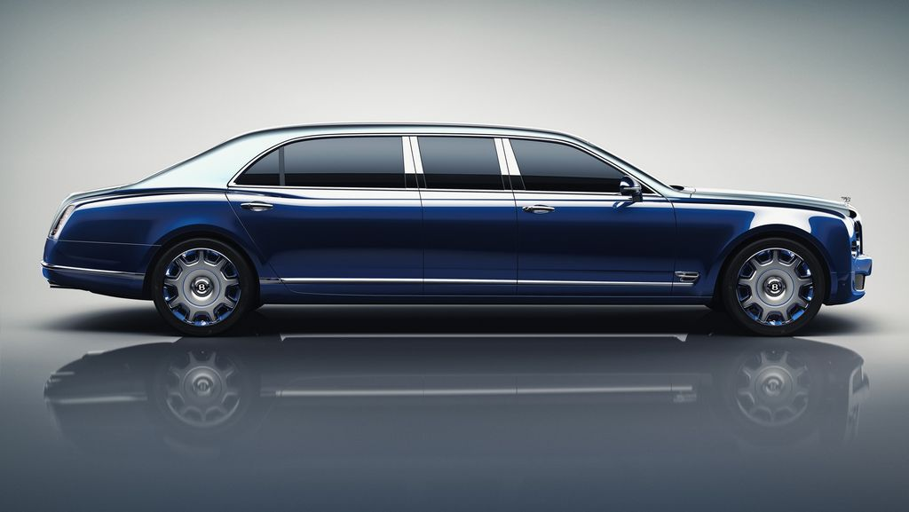 Bentley cân nhắc phát triển phiên bản giới hạn dựa trên Mulsanne - 1