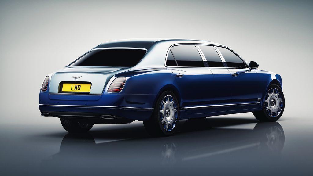 Bentley cân nhắc phát triển phiên bản giới hạn dựa trên Mulsanne - 3