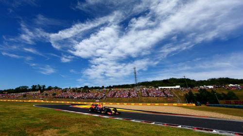 F1 - Hungarian GP 2016: Sao đổi ngôi - 1