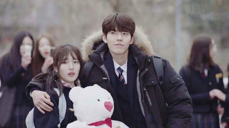 Kim Woo Bin bắt đầu 90 ngày yêu Suzy trên màn ảnh - 5