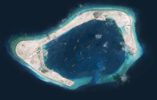 3 năm TQ xây đảo nhân tạo tàn hại Biển Đông thế nào - 5