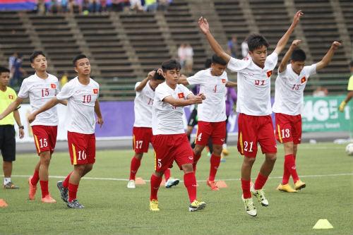 Chi tiết U16 Việt Nam – U16 Campuchia: Những phút nghẹt thở (KT) - 12