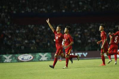 Chi tiết U16 Việt Nam – U16 Campuchia: Những phút nghẹt thở (KT) - 5