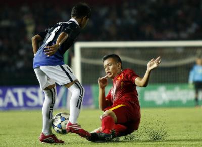 Chi tiết U16 Việt Nam – U16 Campuchia: Những phút nghẹt thở (KT) - 8