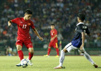 Chi tiết U16 Việt Nam – U16 Campuchia: Những phút nghẹt thở (KT) - 10