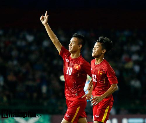Thiếu nữ Campuchia khóc như mưa vì U16 Việt Nam - 3