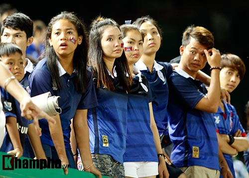 Thiếu nữ Campuchia khóc như mưa vì U16 Việt Nam - 13