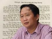 Hậu Giang chủ động xin ông Trịnh Xuân Thanh