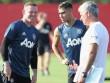 MU du đấu: Mourinho cười tươi như hoa với Rooney