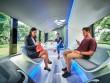 Chết mê xe Future Bus tự lái đẹp như mơ của Mercedes-Benz
