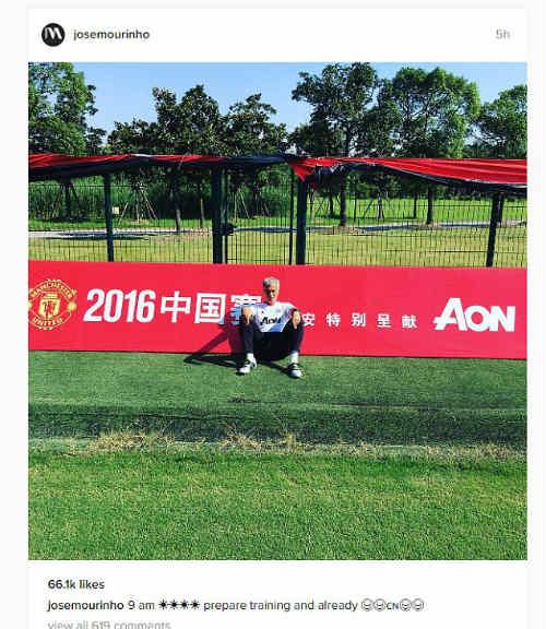 MU công bố số áo mùa 2016/17: Số 6 chờ Pogba - 10