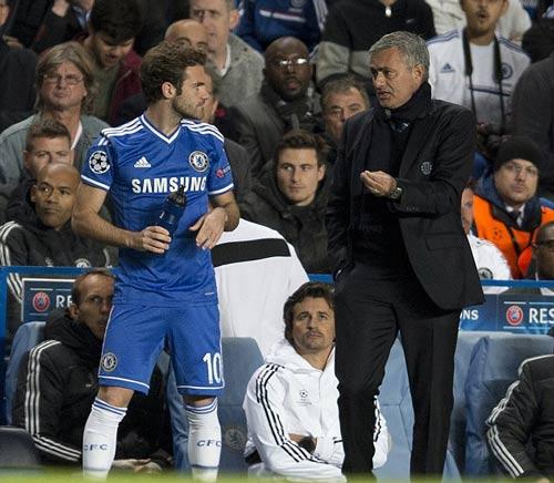 MU - Mourinho: Đội trưởng Rooney, không bán Mata - 2