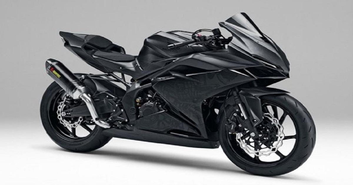Honda CBR250RR có giá khoảng 119 triệu đồng - 1