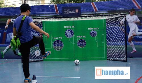 Fan bóng đá Việt bắt đầu cuộc đua đến Bernabeu - 2
