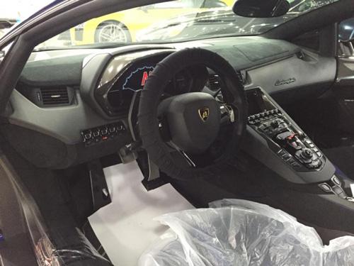"""Ngắm Lamborghini Aventador LP 700-4 màu """"kịch độc"""" tại Việt Nam - 2"""